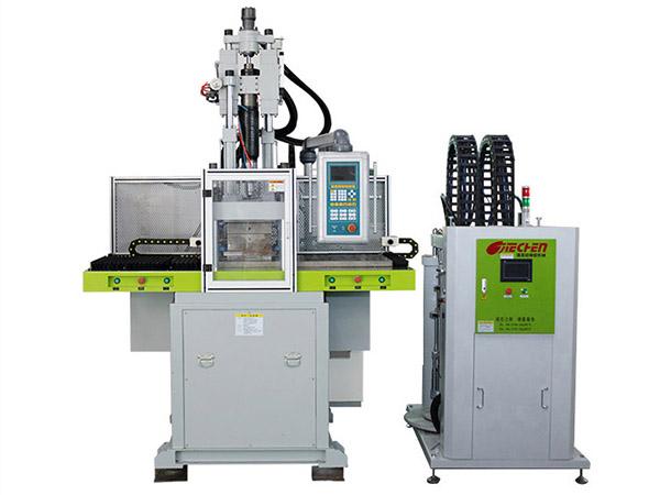液态硅胶注射成型机的种类和操作方式都有几种