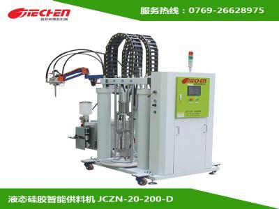 液态硅胶供料机的操作功能